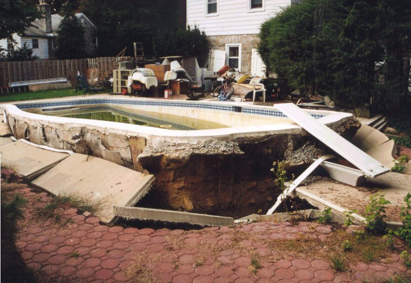 Pool Renovation Services In Ground Pool Service Lehigh Valley Pa