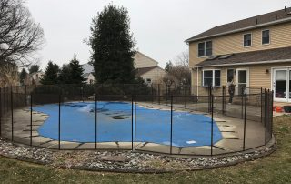 Covered Fenced Pool
