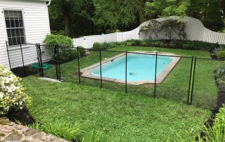 Fenced Inground Pool